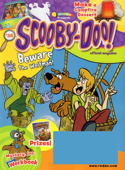 Redan Presents Scooby Doo! Cover - 3/1/2017