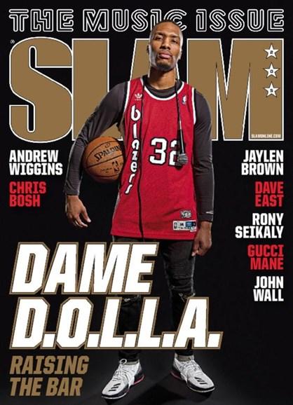 Slam Cover - 3/1/2017