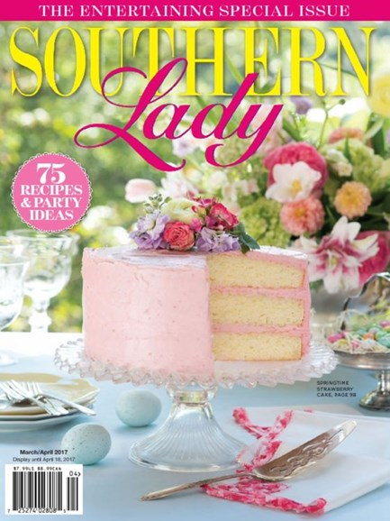 Southern Lady Cover - 3/1/2017