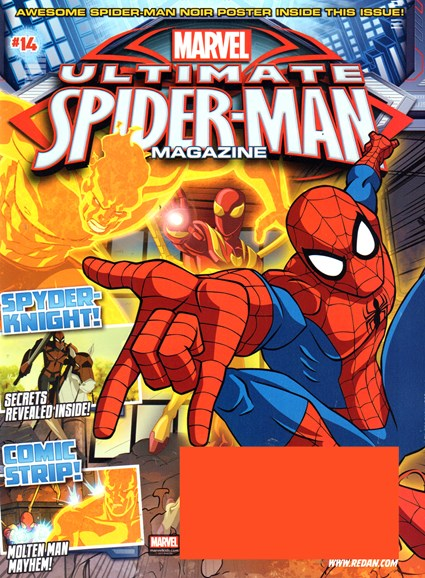 Marvel Spider-Man Cover - 3/1/2017