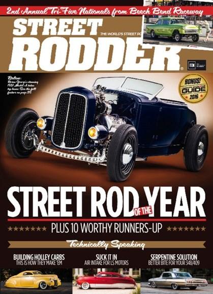 Street Rodder Cover - 3/1/2017