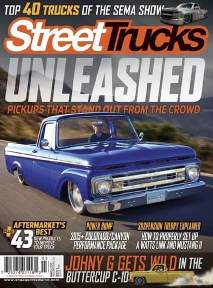 Street Trucks Cover - 3/1/2017