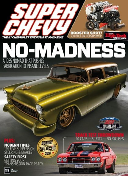 Super Chevy Cover - 3/1/2017