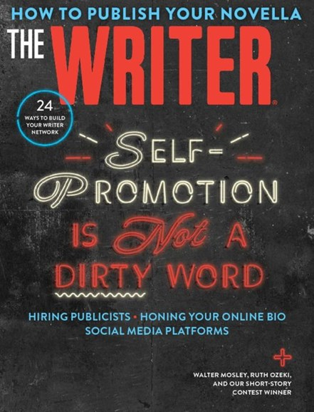 The Writer Cover - 3/1/2017