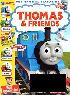 Thomas & Friends | 3/2017 Cover