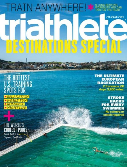 Triathlete Cover - 3/1/2017