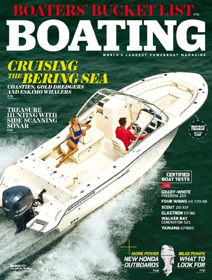 Boating Cover - 3/1/2017