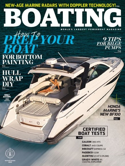 Boating Cover - 4/1/2016