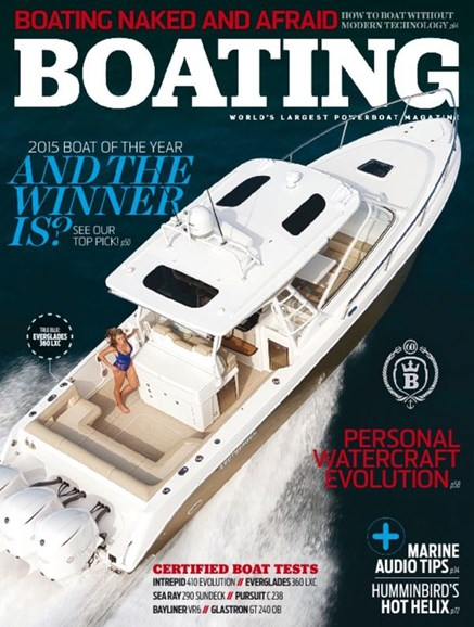 Boating Cover - 1/1/2016