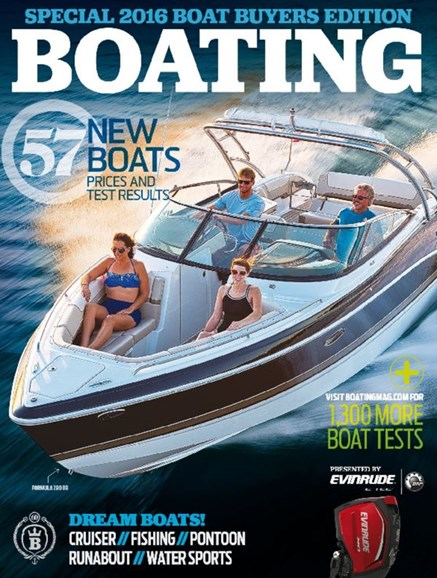 Boating Cover - 1/31/2016