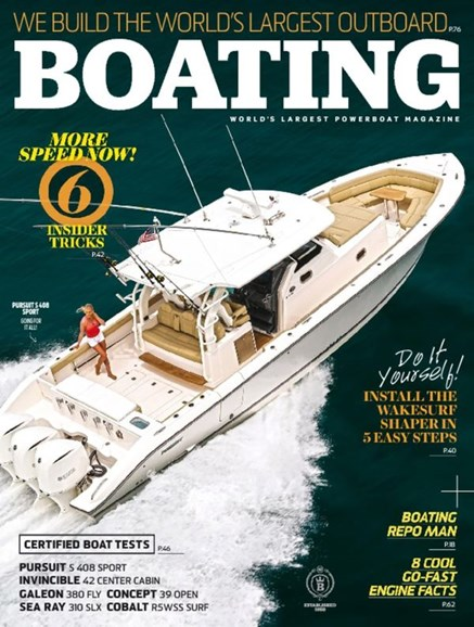Boating Cover - 7/1/2016
