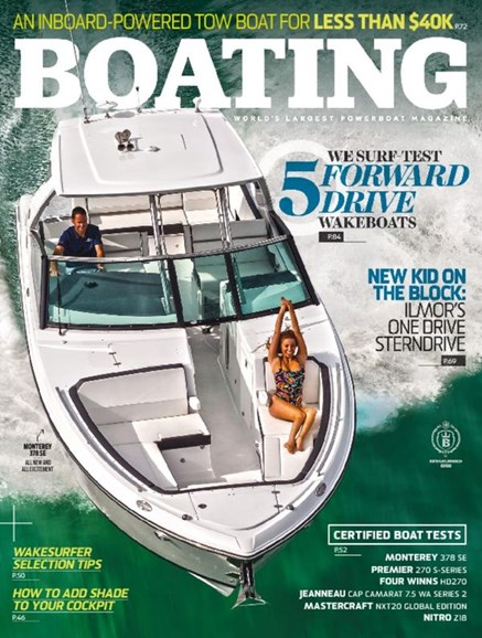Boating Cover - 6/1/2016