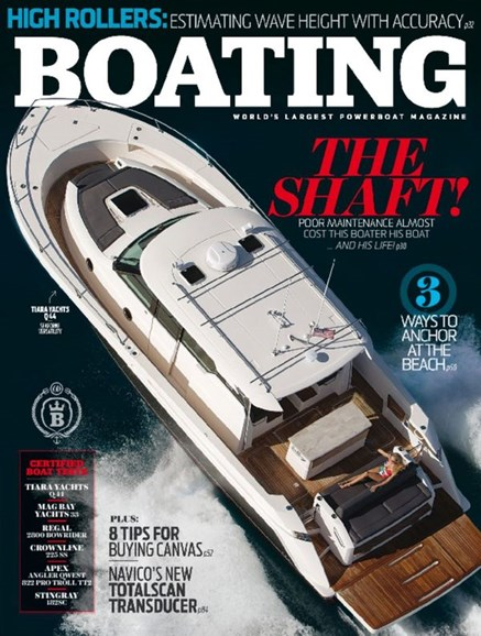 Boating Cover - 3/1/2016