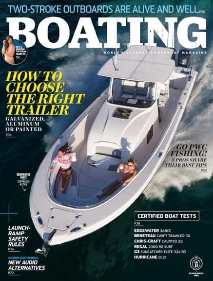 Boating Cover - 9/1/2016