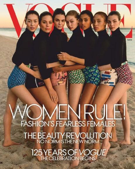 Vogue Cover - 3/1/2017