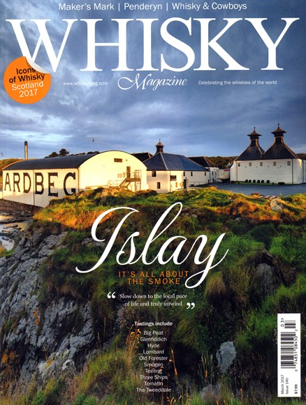 Whisky Cover - 3/1/2017