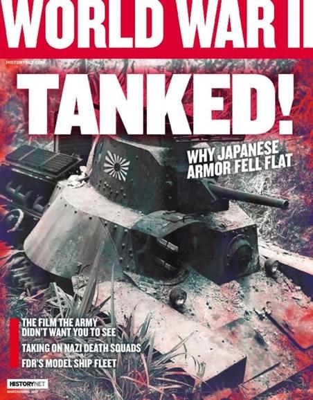 World War II Cover - 3/1/2017