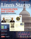 Linn's Stamp Monthly 1/1/2017