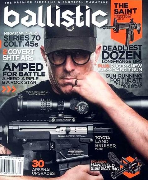Ballistic Cover - 3/1/2017