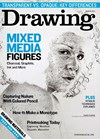 American Artist Drawing Magazine | 1/1/2017 Cover
