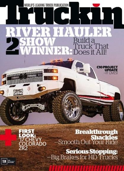 Truckin' Cover - 3/23/2017