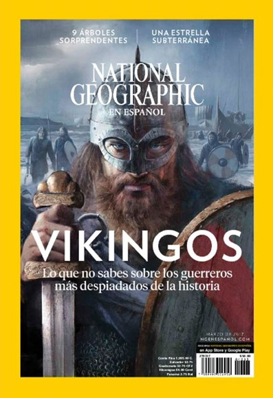 National Geographic En Español Cover - 3/1/2017