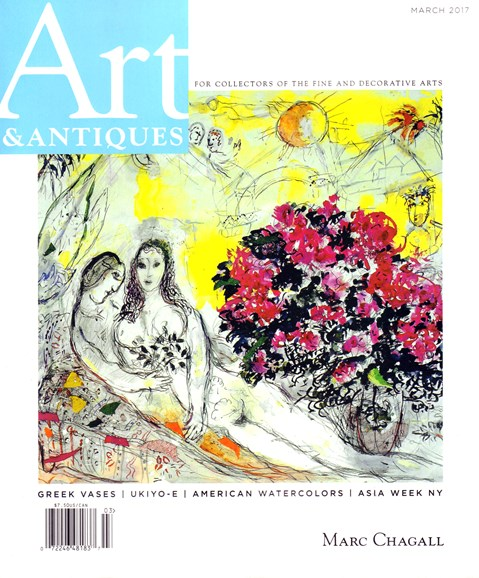 Art & Antiques Cover - 3/1/2017