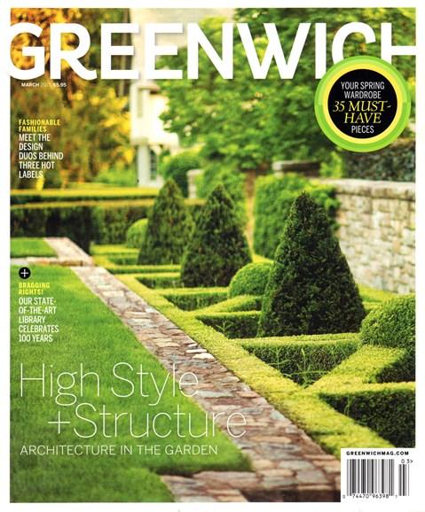 Greenwich Cover - 3/1/2017