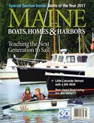 Maine Boats, Homes & Harbors Magazine 3/1/2017