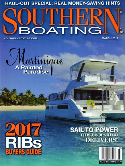 Southern Boating Cover - 3/1/2017