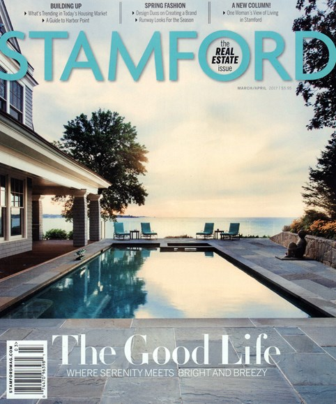 Stamford Magazine Cover - 3/1/2017