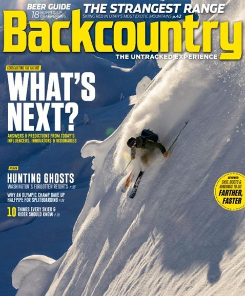 Backcountry Cover - 3/1/2017