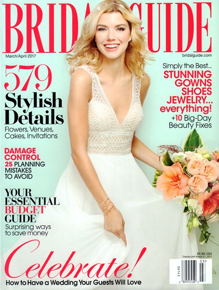 Bridal Guide Cover - 3/1/2017