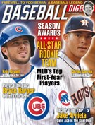 Baseball Digest Magazine 1/1/2016
