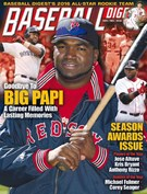 Baseball Digest Magazine 11/1/2016