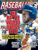 Baseball Digest Magazine 9/1/2016