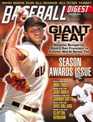 Baseball Digest Magazine 1/1/2015