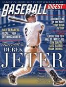 Baseball Digest Magazine 11/1/2014