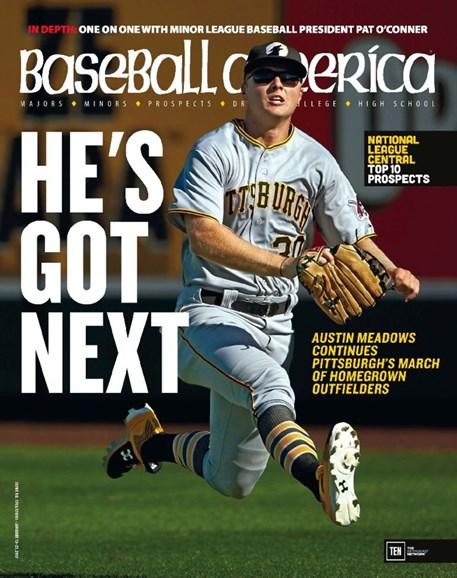 Baseball America Cover - 1/13/2017