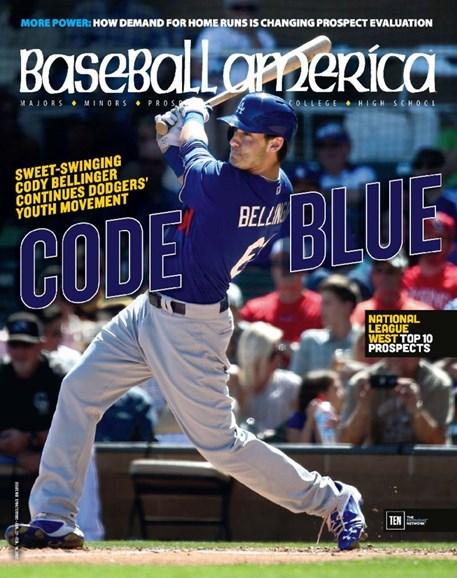 Baseball America Cover - 1/27/2017