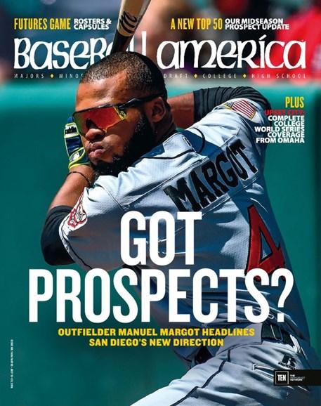 Baseball America Cover - 7/15/2016