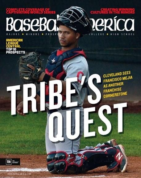 Baseball America Cover - 11/18/2016