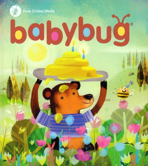 Babybug Cover - 3/1/2017