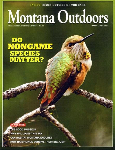 Montana Outdoors Cover - 3/1/2017