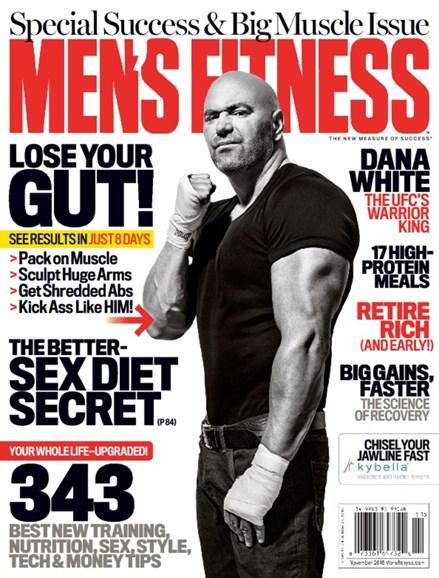 Men's Fitness Cover - 11/1/2016