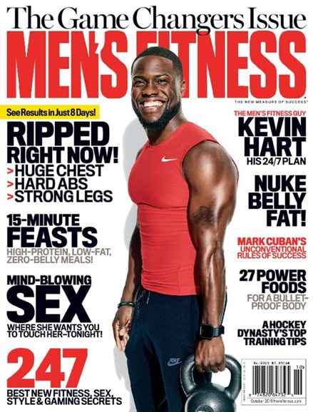Men's Fitness Cover - 10/1/2016