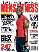 Men's Fitness Magazine 10/1/2016