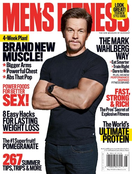 Men's Fitness Cover - 5/1/2016
