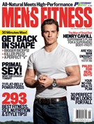 Men's Fitness Magazine 9/1/2016