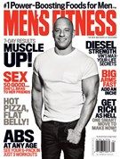 Men's Fitness Magazine 4/1/2015
